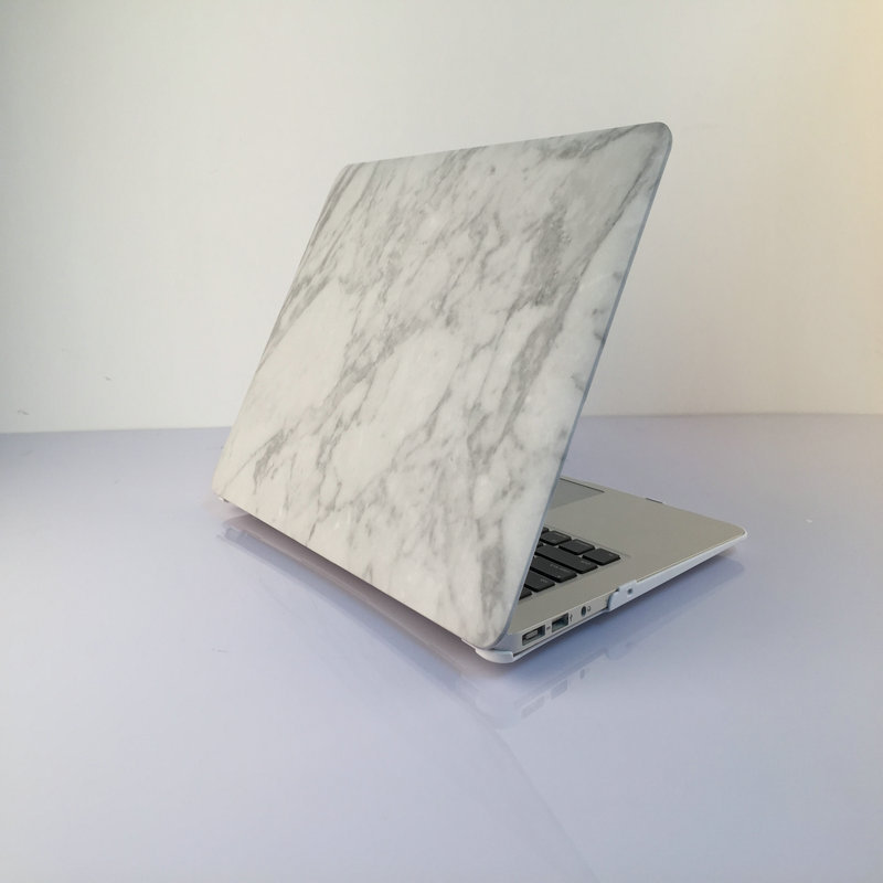 new arrival fc41b d7fd6 US $9.27  laptop bag case Marble Texture Case for apple macbook Air 13 11  Pro 13 12 15 Retina Protective Cover Skin Case sleeve notbook-in Laptop  Bags ...