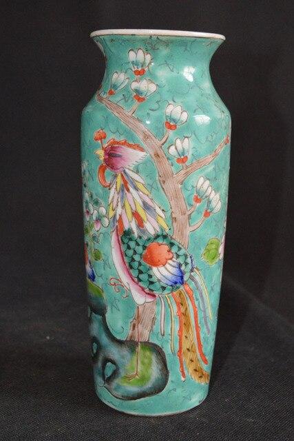 Rare Antique Tang Dynasty Porcelain Painting Phoenix Vasebest