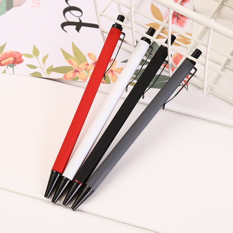 New Metal Mechanical Automatic Pencil Fresh Texture Avoid Pencil Sharpening Children Students Creative Holiday Gift Award