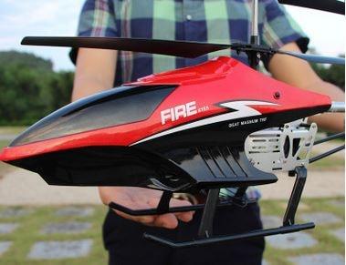 3,5 канальный гироскоп супер большой пульт дистанционного управления летательный аппарат Дроп вертолет зарядка игрушка модель беспилотный самолет - Цвет: B1 86cm