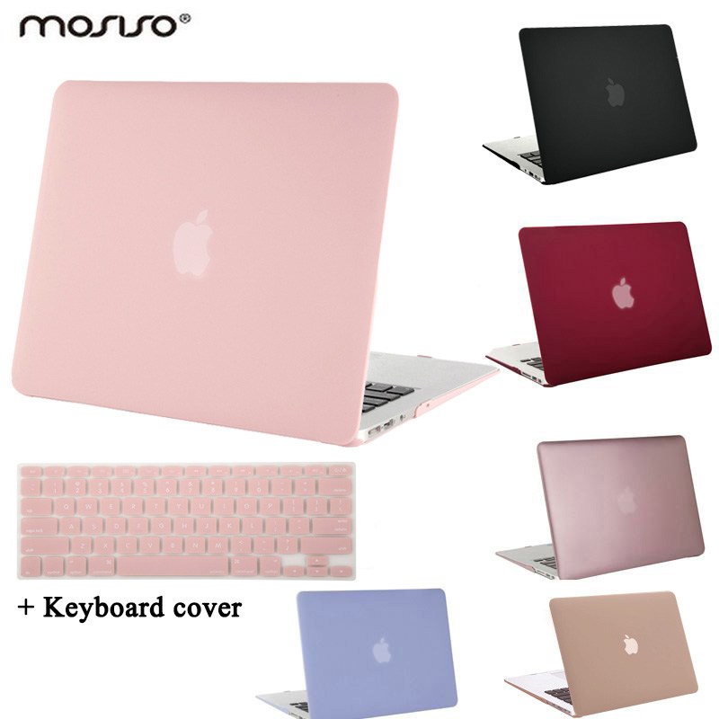 MOSISO for Macbook Pro 13.3 15.4 inch Pro Retina 13 15 Crystal Matte Plastic Hard Case Cover for Mac book Air 13 11 Laptop Shell mtt flowers crystal hard case for apple macbook air pro retina 11 12 13 15 floral cover for mac book pro 13 3 inch laptop sleeve