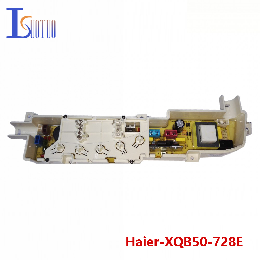 Haier washing machine brand new computer board XQB50-728E/7288LM/7288P free shipping 100% tested washing machine board for haier xqb50 0528 xqb60 0528a on sale