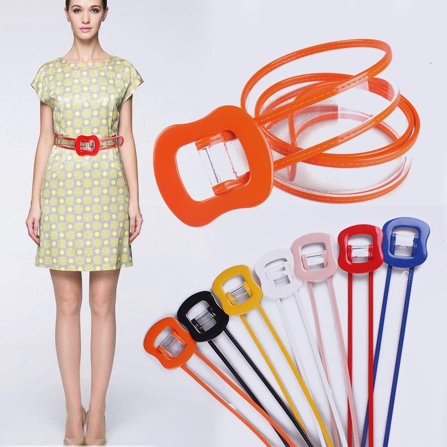 2018 New Fashion Accessories Casual Female Belt Brand Design