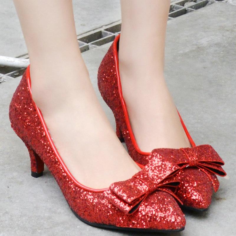 Popular Pink Glitter Heels-Buy Cheap Pink Glitter Heels lots from ...