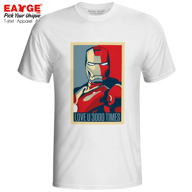 e8e6ae9bdb Aliexpress.com : Buy I Am Ironman T Shirt I Love You 3000 Times T shirt  Love U 3 Three Thousand Times Avengers 4 Endgame Unisex Top Tee from  Reliable ...