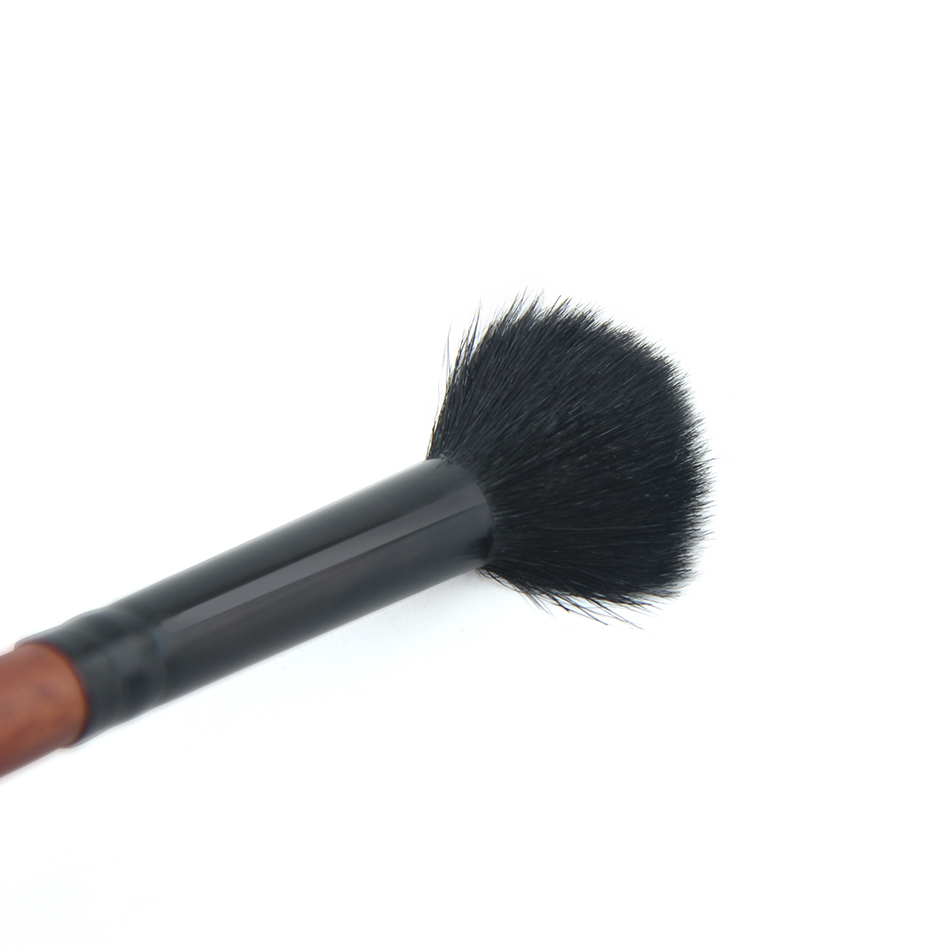 R071 Anmor Goat Hair Tapered Mixing Brush Högkvalitativa - Smink - Foto 2