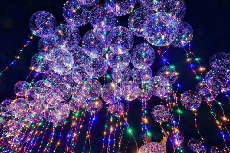 bobo led balloons party city