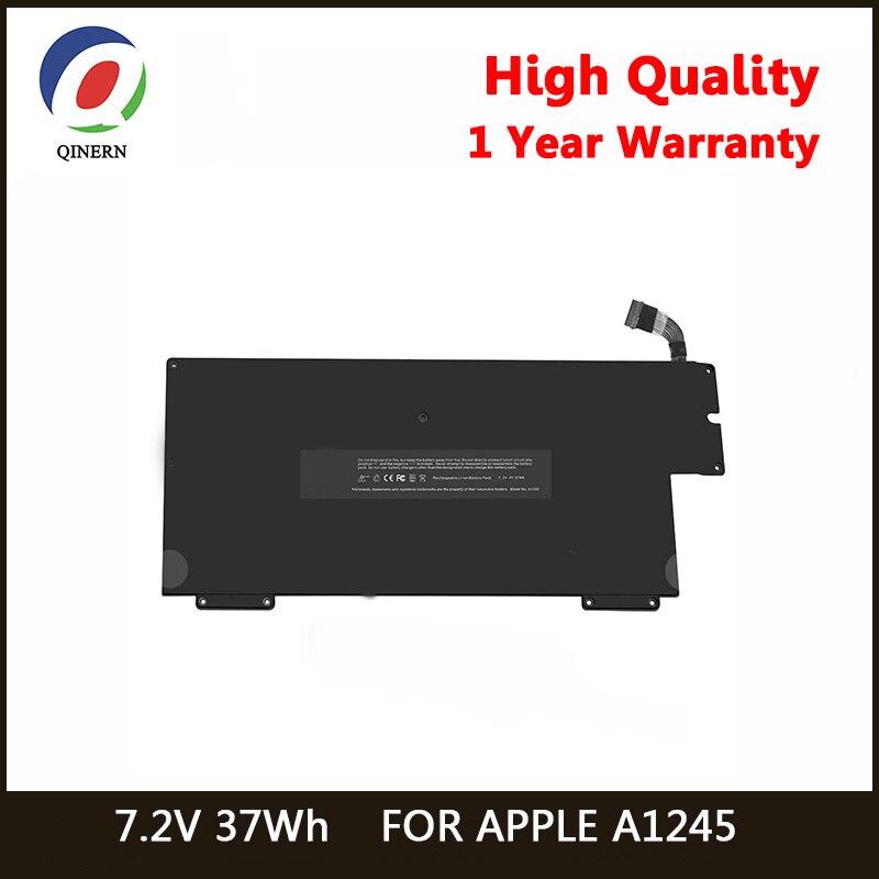 QINERN batterie d'ordinateur portable pour APPLE 7.2V 5200MAh batterie d'ordinateur portable pour MacBook Air 13
