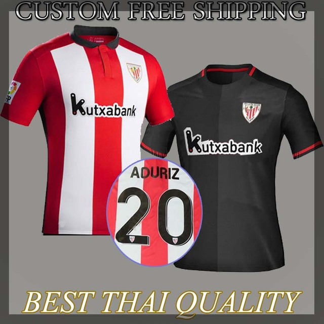 2fc77f6156247 Athletic Bilbao Jersey Athletic Bilbao 2015 2016 camiseta de fútbol ADURIZ  MUNIAIN Athletic Bilbao Futbol Shirt