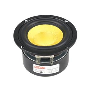 Image 4 - GHXAMP 3 inch 4OHM 25 w בינוני וופר בס רמקולים זכוכית סיבי עבור קולנוע ביתי מחשב שולחני Bluetooth Protable אודיו 2 יחידות