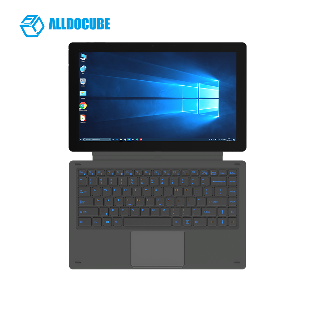 ALLDOCUBE Knote8 2 IN 1 Tablet PC 13,3 zoll Full View 2560x1440 IPS Windows10 intel Kabylake 7Y30 8 gb RAM 256 gb ROM Micro HDMI