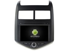 Android 6.0 DEL COCHE DVD GPS Para CHEVROLET AVEO 2011 soporte DVR WIFI DSP OBD DAB coche multimedia AUTO Octa 8 Core 2 GB RAM 32 GB ROM