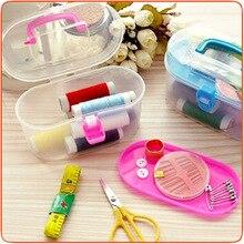 Diy sewing supplies Multifunctional home box portable set of tools 24 pieces circular needles knitting