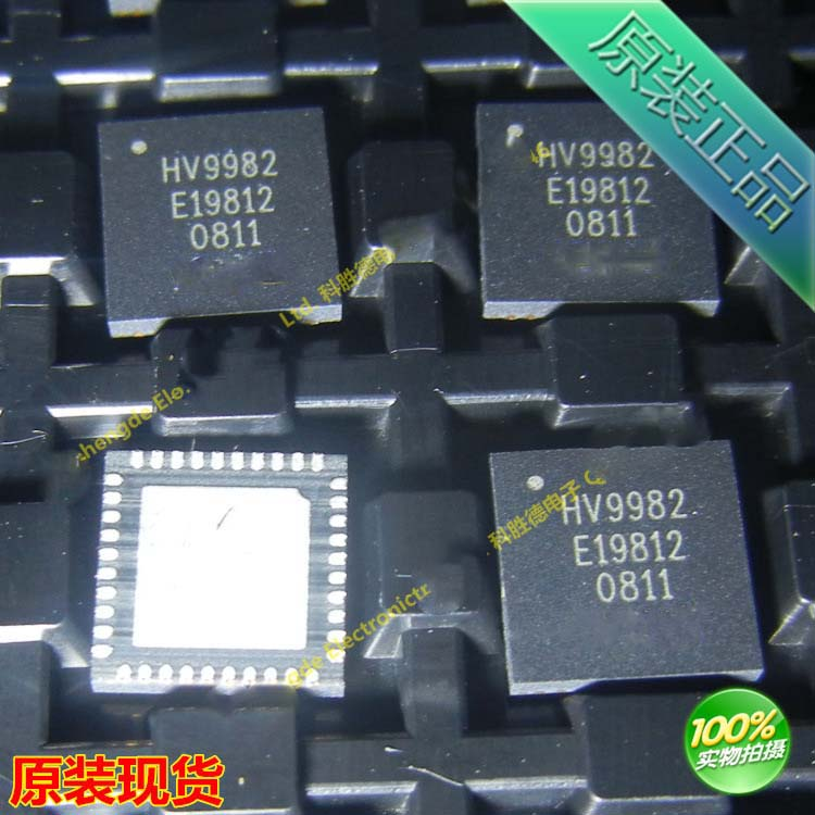 Integrated Circuits Electronic Components & Supplies 5pcs/lot Hv9982 Hv9982k6-g Qfn40 P Led Driver Ic New Original Bringing More Convenience To The People In Their Daily Life
