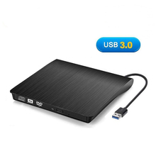 External USB 3.0 High Speed DVD RW Burner CD Writer Slim Portable  Optical Drive for Asus Samsung Acer Dell Laptop PC HP