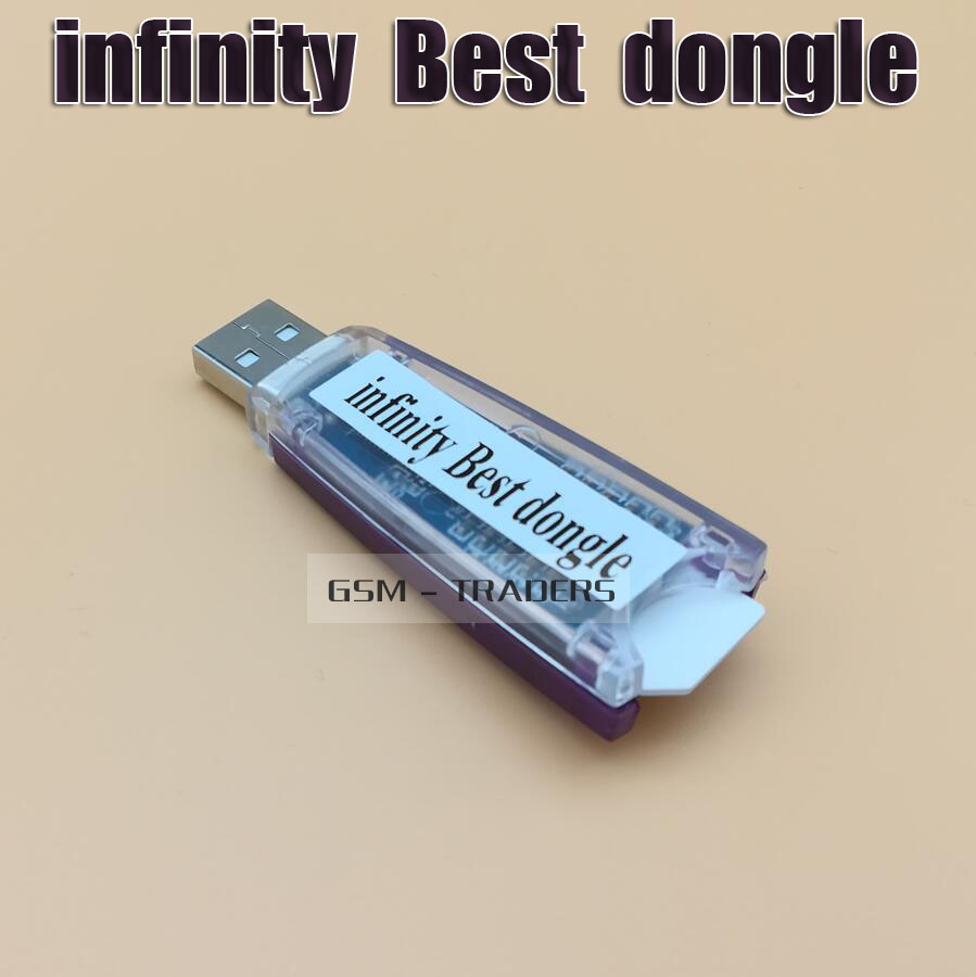 100 original new Infinity Best Dongle BB5 Best dongle
