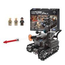 Xingbao Military war The Remote Control UAV model building blocks figure bricks Compatible With  toys children boy gift xingbao military series artillery canon model building blocks gun figure bricks compatible with toys children gift