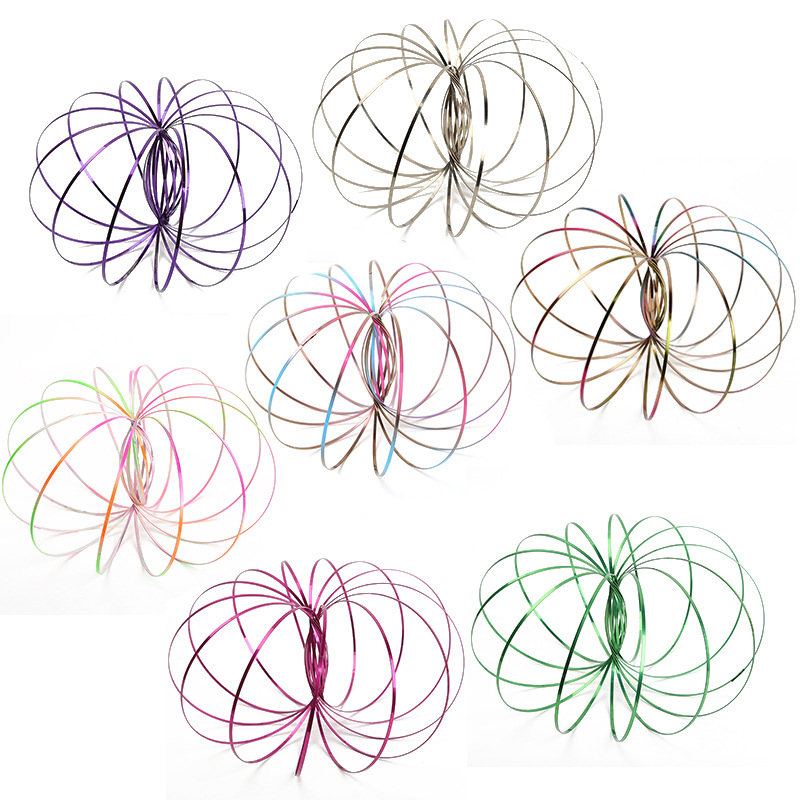 nouveau-anneau-magique-toroflux-torofluxus-flowtoy-incroyable-flux-anneau-jouets-cinetique-printemps-jouet-drole-jeu-de-plein-air-jouet-intelligent-fidget