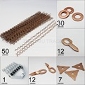 112pc Dent Pulling welding consumables for stud spot welders(SS-112)