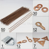 dent pulling welding consumables for stud spot welders straight twisted folded oval rings wiggle wire hook claw triangles washer