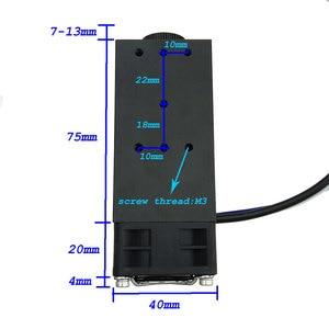 Image 5 - Cabeza de grabador azul de alta potencia 10W Módulo de diodo láser 450nm 10000mw TTL Máquina De Grabado De Corte cortador CNC