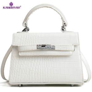 KAISIMAN Leather Women Shoulder Bag Female Crossbody Bags 0b7936691a2e9