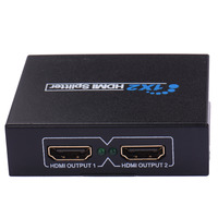 High Definition 1 2 HDMI Video Splitter ViewHD 1x2 HDMI Splitter V1 3b One Input To