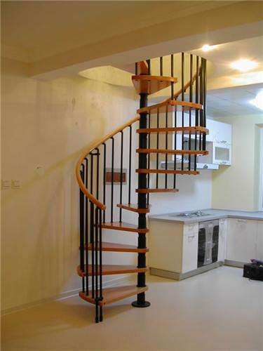 Designer Stairs Contemporary Staircase Wooden Spiral Staircase   Wooden Spiral Stairs Design   Different Style   Circular   Curved   Space Saving   Easy Diy