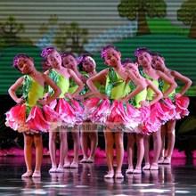 eedfad0665c0 New children's jasmine flowers dance costumes Lotus Moonlight lotus dance (China)