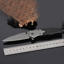 HOT SALE SOG Folding Knife Titanium Coating Blade Pocket Survival Knives Hunting Tactical Knifes Camping Outdoor Tools KN160