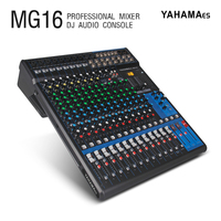 Professional YAHAMA es Audio 16 Channel with 24bit Sound Effects Studio Mixer Audio DJ Sound Controller Interf