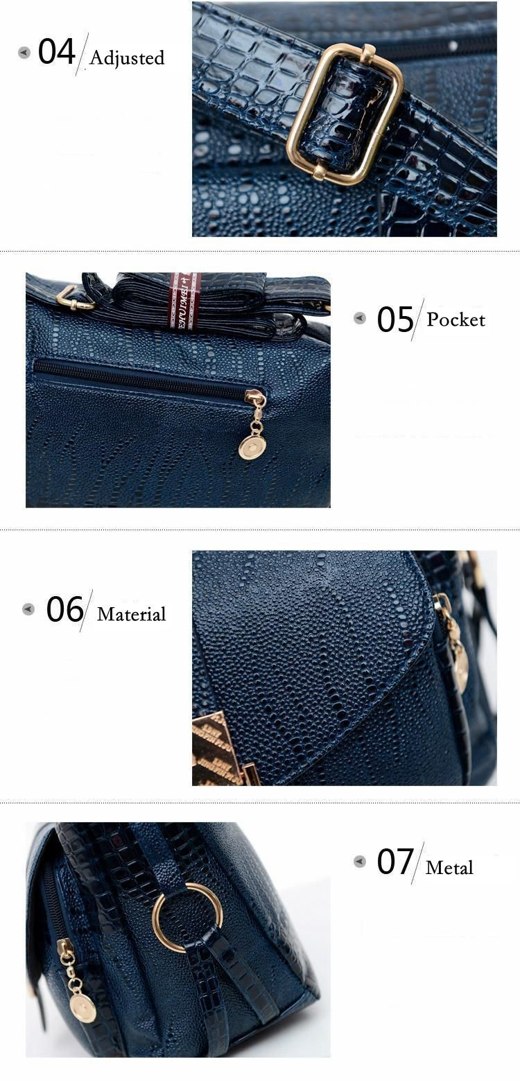 16 Women Messager Bags High Quality PU Leather Shoulder Bag Mom Causal Crossbody Bags Women Handbags Bolsas #16Me31/9 9