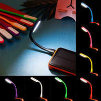 CARRYWON Usb Led Lampe Neue Tragbare USB 5 V 1,2 W LED Licht Notebook Mini USB Schreibtisch Lampe Schutz Auge Lampe nacht Licht Buch Licht