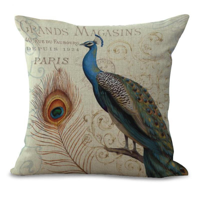 Throw Pillow Peacock : Online Get Cheap Peacock Throw Pillow -Aliexpress.com Alibaba Group