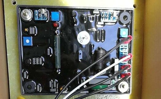SAVRH PCB AVR for GENERATOR