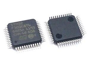 Image 2 - New 50PCS STM32F103C8T6  LQFP48 32 bit microcontroller