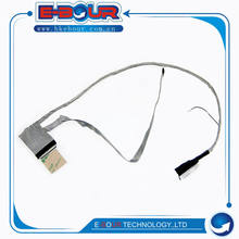 O envio gratuito de 10 pçs/lote Laptop Display LCD LVDs Cable para Dell Insprion 1564 DDOUM6LC000 LCD Flat Cable