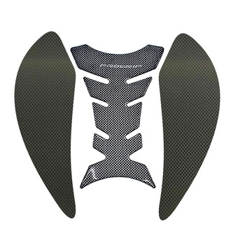 For Suzuki GSXR 1000 GSXR1000 2009 2010 2011 to 2016 Protector Anti slip Tank Pad Sticker Gas Knee Grip Traction Side 3M Decal image