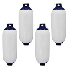 4pcs Inflatable Marine Boat  With Reinforced Eye Holes UV Protection Dock Shield/ Buoy