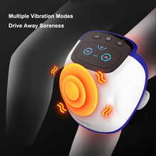 Knee brace knee pain relief laser physical therapy machine hand held pain relief device цены