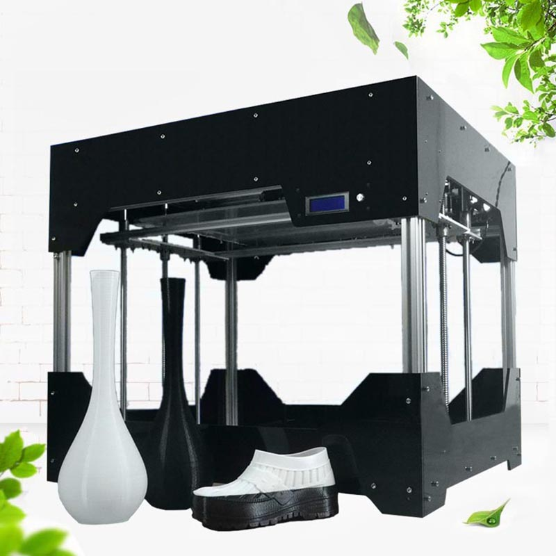 DMSCREATE DP7 DIY <font><b>3D</b></font> <font><b>Printer</b></font> 500*500*<font><b>500mm</b></font> Large printing Size Updated Extreme High Accuracy with Industrial grade printing image