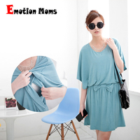 2013 New Arrival Free Shipping Summer Fashion Style Soft And Comfortable Modal Plus Size Maternity Prenant