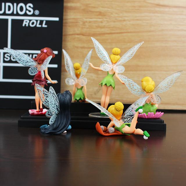 Fairies Action Figures Set