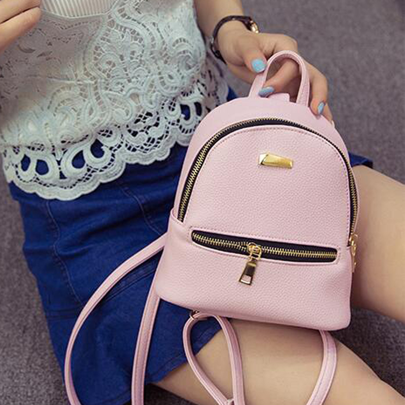Online Get Cheap Small Leather Backpacks -Aliexpress.com   Alibaba ...