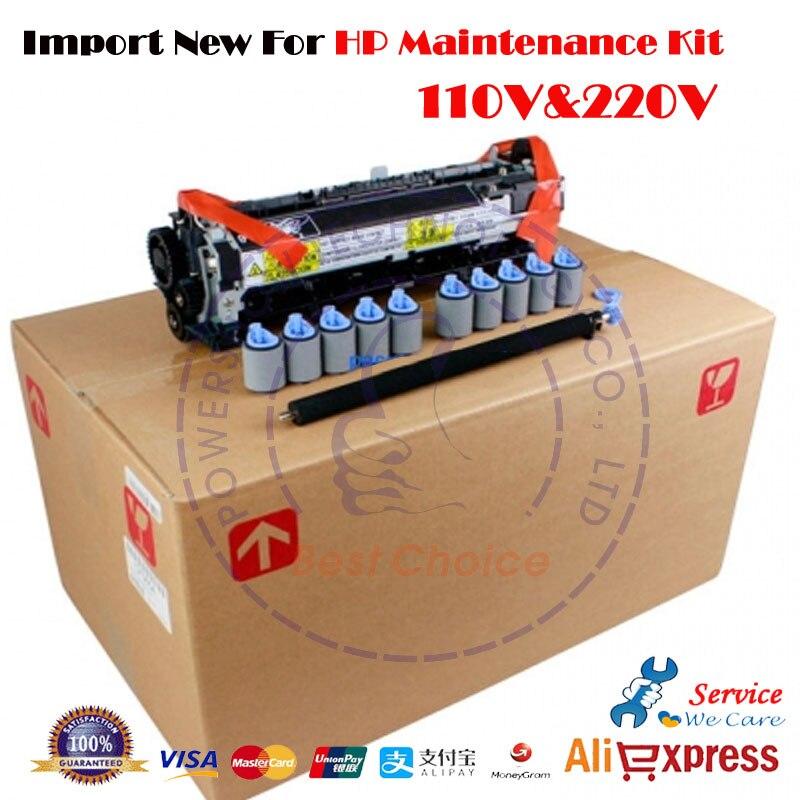 bilder für Importl Neue Maintenance Kit Für HP M60X M604 HP604 HP605 HP605 M606 M606 OEM #: F2G76A F2G77A teile