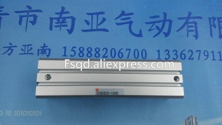 все цены на CDQSB20-100D SMC pneumatics pneumatic cylinder Pneumatic tools Compact cylinder Pneumatic components онлайн