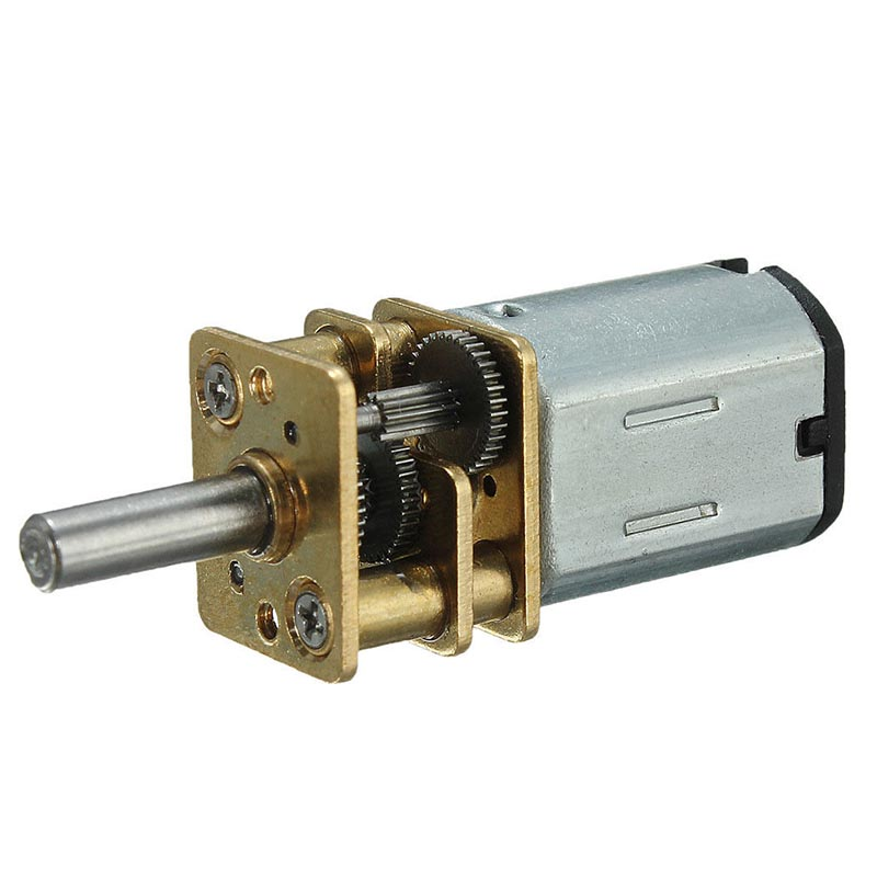 Dc 6v 200rpm mini metal gear motor with gearwheel model Miniature gear motors
