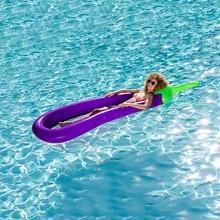 Giant Eggplant Swimming Ring