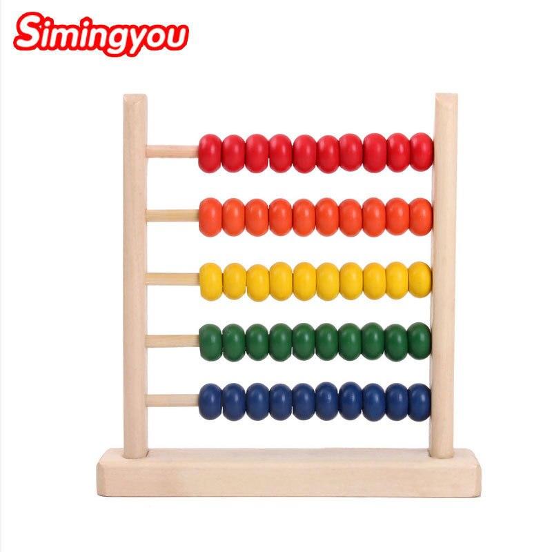 En Jouet Enfants Q 41 Bois Apprentissage Childs Abacus Simingyou Math Pour Éducatif Bébé D10 Dropshipping Jouets T1KlJcF