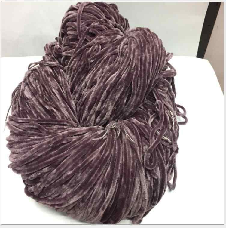 TPRPYN 1Pc=250g Velvet yarn Soft Chenille Yarn Lustrous